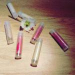 Baumes à lèvres